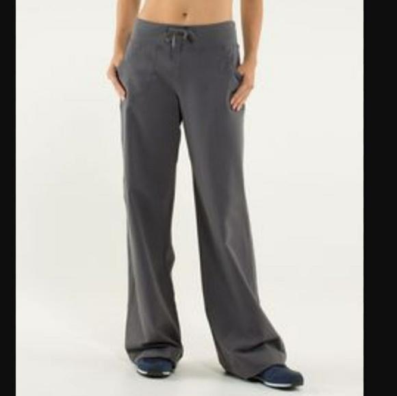 139d48bdbb lululemon athletica Pants - Lululemon Calm & Cozy Pant Warm Sweatpants 2